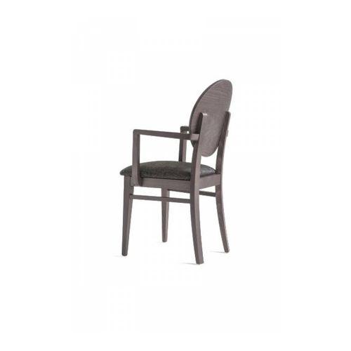 Stuhl mit Armlehnen Woody / 49WP.I2 - 1