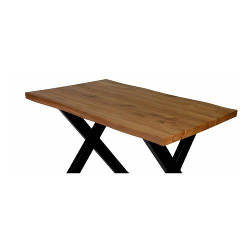 Massivholzplatte 120cm x 75cm - 1