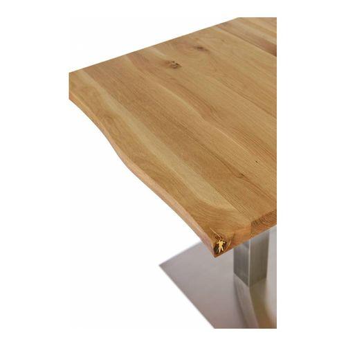 Massivholzplatte 75cm x 75cm - 1