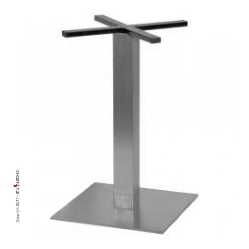 Tischgestell Edelstahl - 1