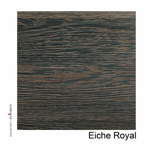 Tischplatte Melamin Eiche Royal - 1