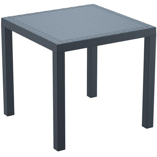 Tisch Orlando 80, braun - 1