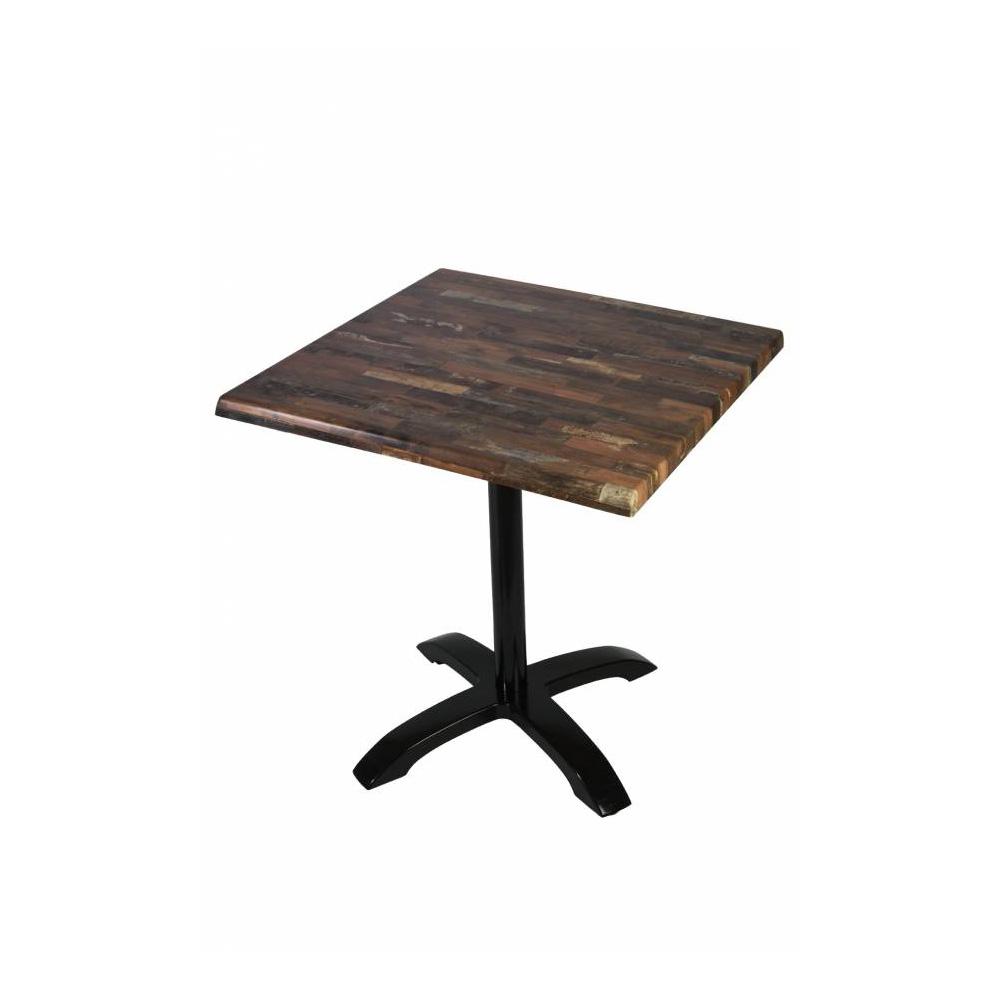 Tischplatte 80 x 80cm Dekor Macaibo outdoor - 2