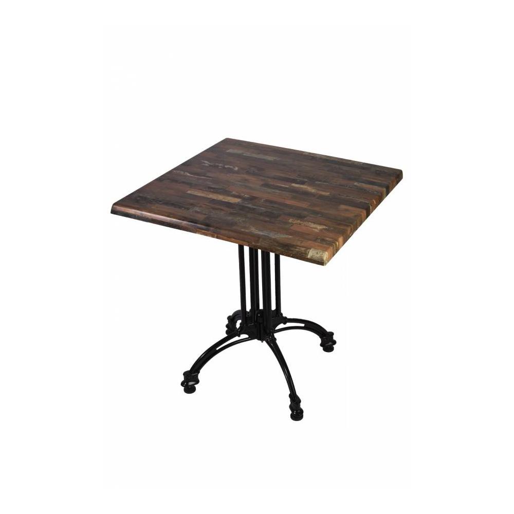 Tischplatte 80 x 80cm Dekor Macaibo outdoor - 3