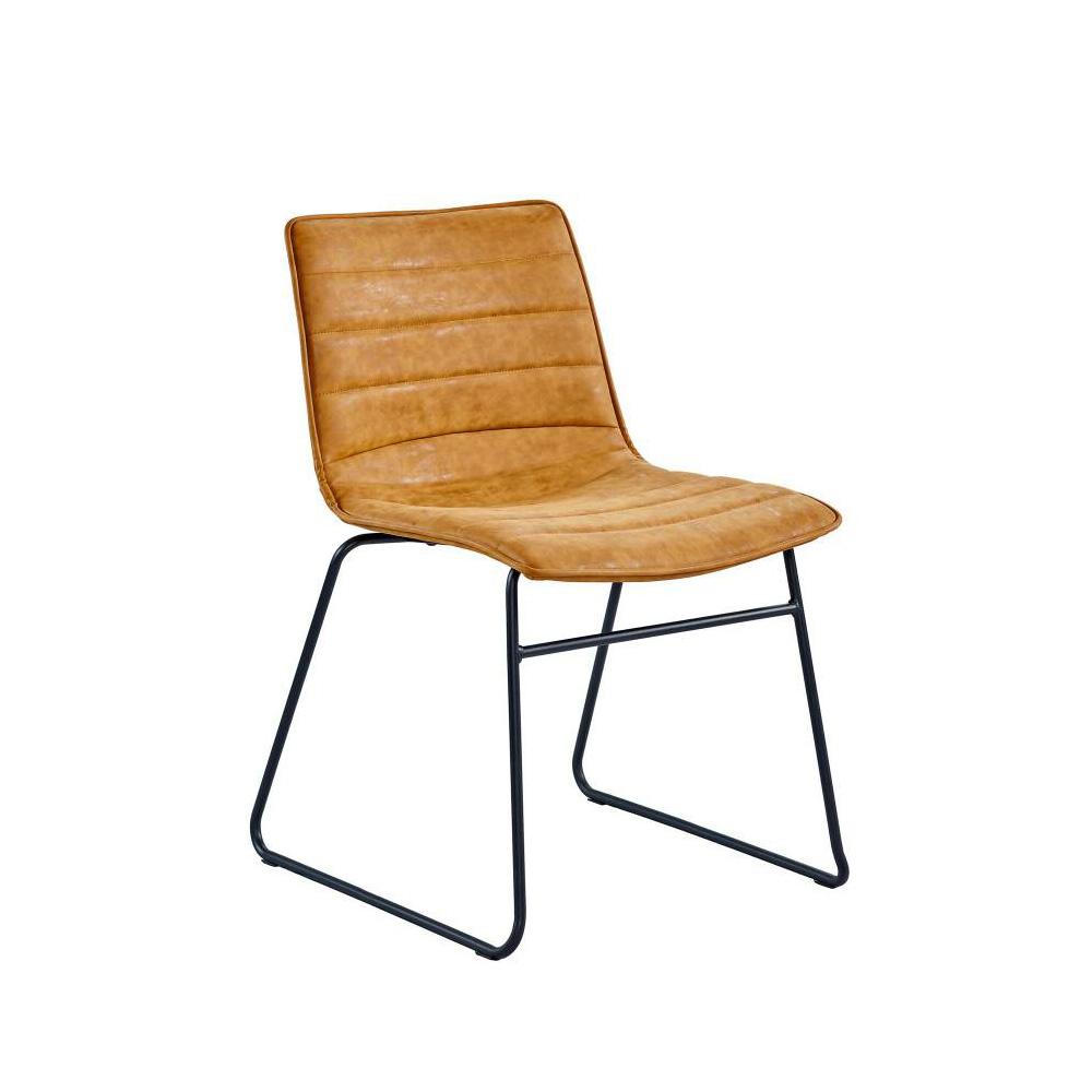 Gastronomie Stuhl RETRO mit Metallfüßen - 2