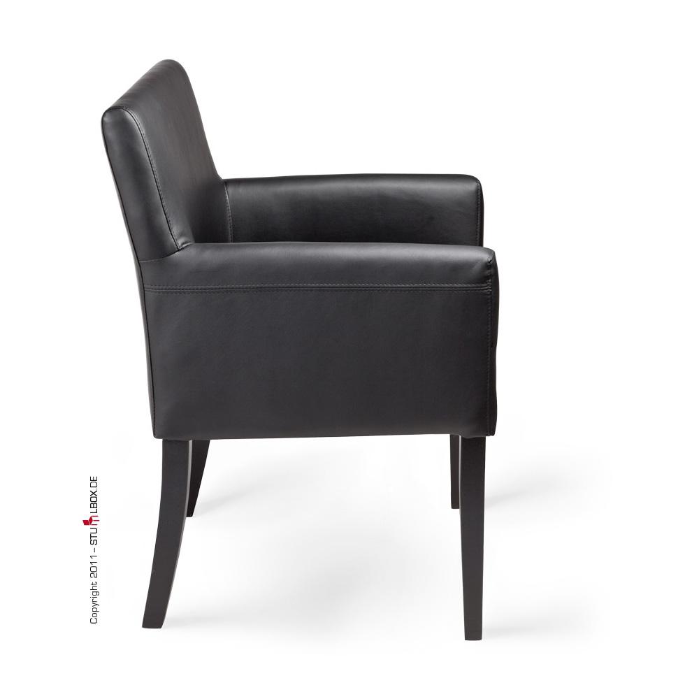 Sessel paparazzi schwarz esszimmer sessel armlehnstuhl for Esszimmer sessel