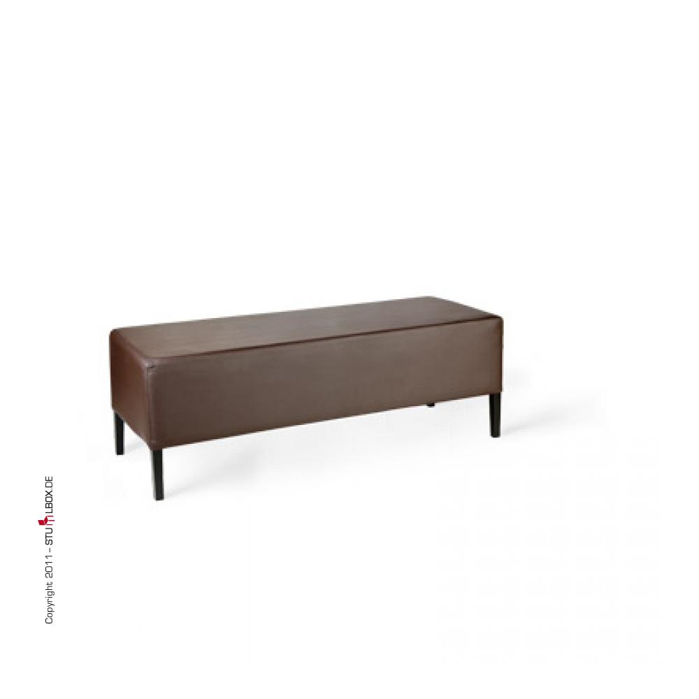 sitzbank gastronomie gastro polsterbank braun restaurant. Black Bedroom Furniture Sets. Home Design Ideas