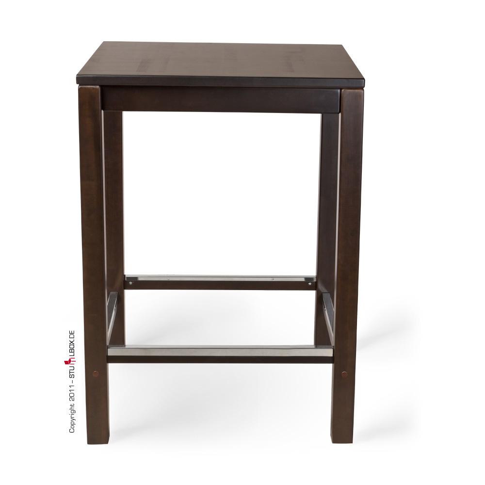 gastronomie m bel bartisch hochtisch stehtisch bartisch diana tisch 80x80cm. Black Bedroom Furniture Sets. Home Design Ideas