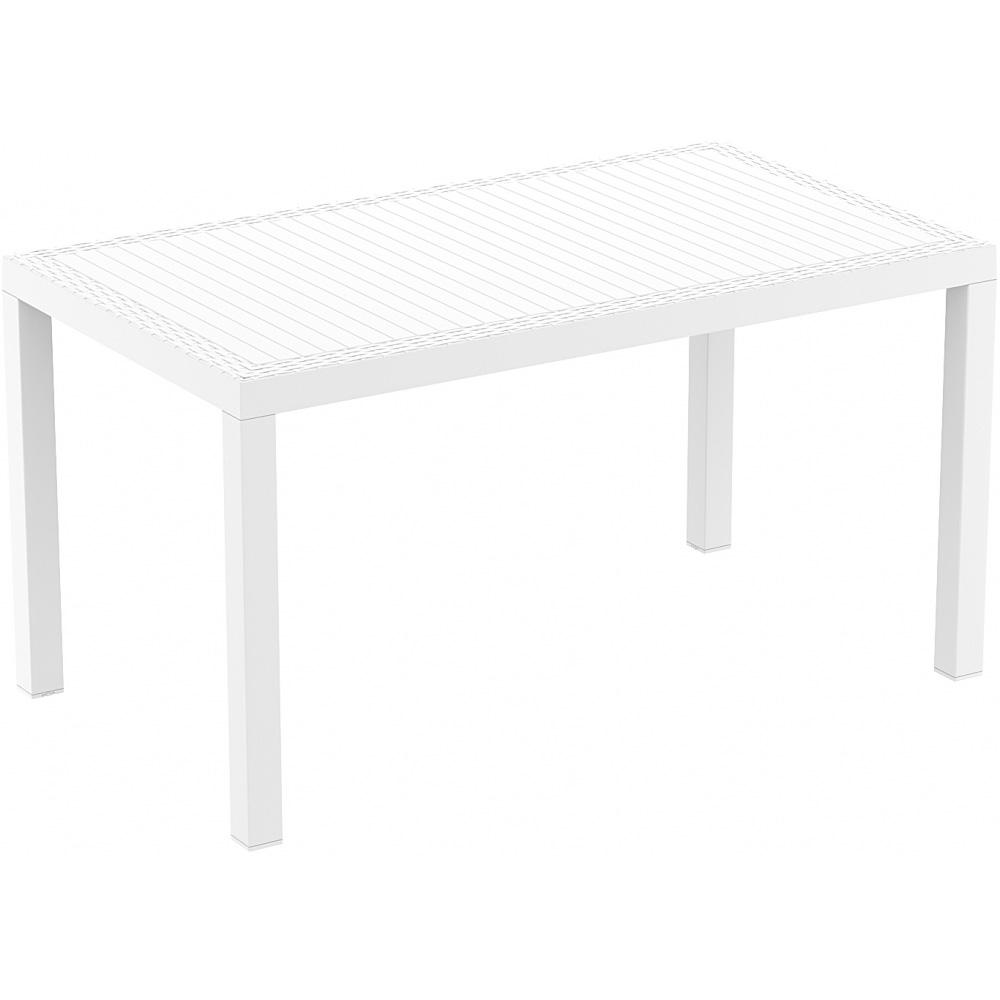 Tisch Orlando 140, braun - 2